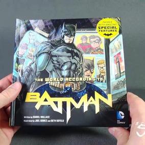 Batman World According / Dc Comics Us Import Original Inglês