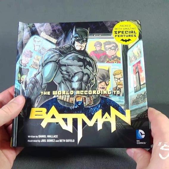 Batman World According \ Dc Comics Us Import Original Inglês