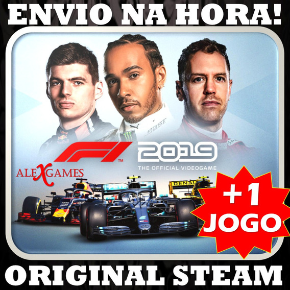 F1 2019 Legends Edition Original Steam Pc