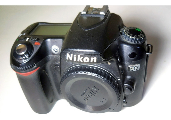 Nikon D80 - Só Corpo - Funcionando Perfeitamente