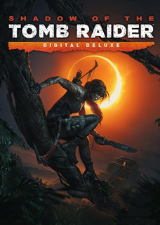 Shadow Of The Tomb Raider - Deluxe Extras Steam Key Global
