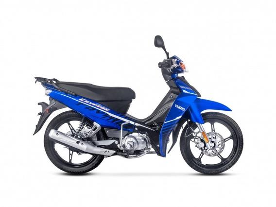 Yamaha Crypton 12 Cuotas Sin Interes De $10191 Oeste Motos!