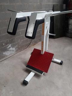 Máquina Sentadillas + Gemelos...!!!