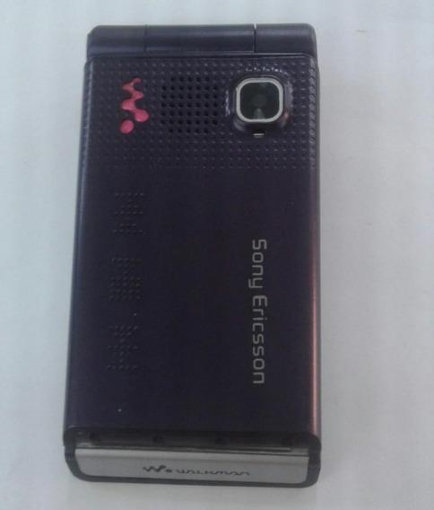 Carcaça Sony W 380