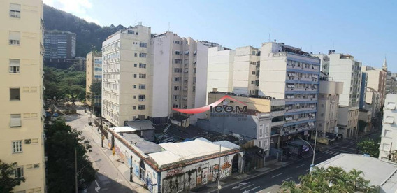 Apartamento Com 3 Dormitórios À Venda, 130 M² Por R$ 1.250.000,00 - Laranjeiras - Rio De Janeiro/rj - Ap4632