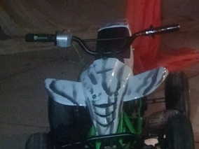 Kawasaki Cuatrimoto