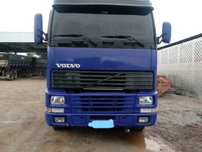 Volvo Fh 420 - 6x4 - 2002 - T. Baixo - R$115.000 (a Vista)