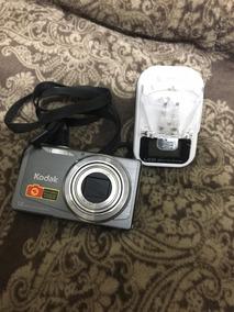 Câmera Digital Kodak 12 Megapixels + Carregador De Bateria