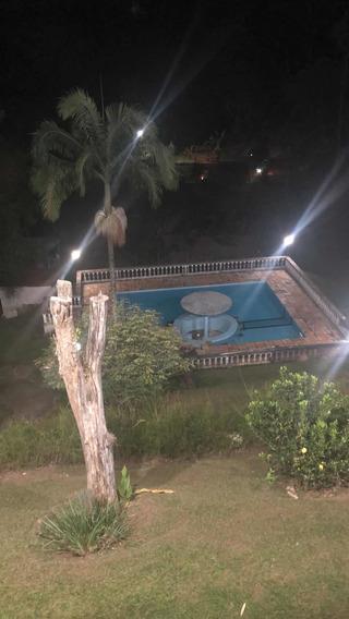 Chacara Com 10.000m2 Piscina, Campo E Lago Com Peixes