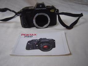 Pentax P50 (35mm) Carcaça Travada Para Concerto