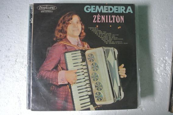 Lp Z´nilton - Gemedeira - Tropicana Serie Cantagalo 1973
