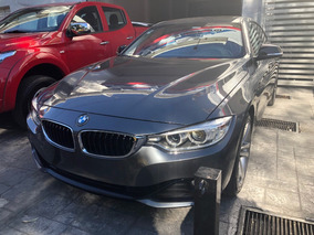 Bmw Serie 4 2.0 428ia Coupe Sport Line At 2016 Gris