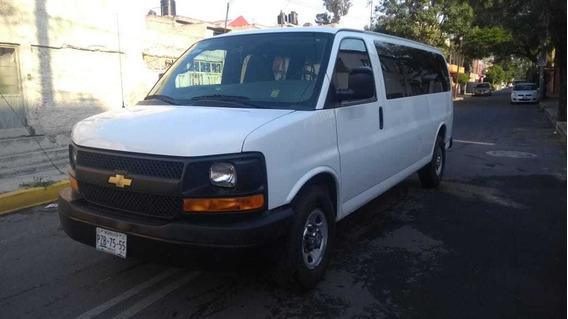 Chevrolet Express Automática