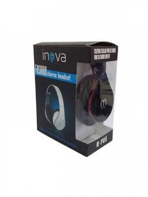 Fone De Ouvido Bluetooth (preto)