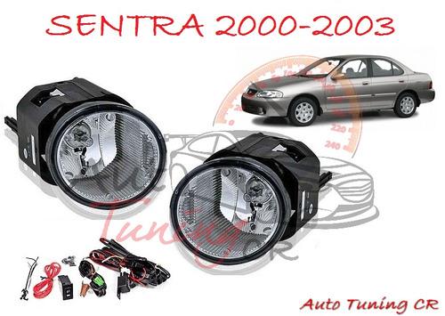 Imagen 1 de 1 de Halogenos Nissan Sentra 2000-2003