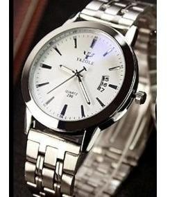 Relógio Luxo Yazole! Masculino Barato!
