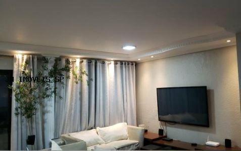Apartamento Para Locação Em São Paulo, Tatuapé, 4 Dormitórios, 3 Banheiros, 2 Vagas - Jn100.144_1-1287846