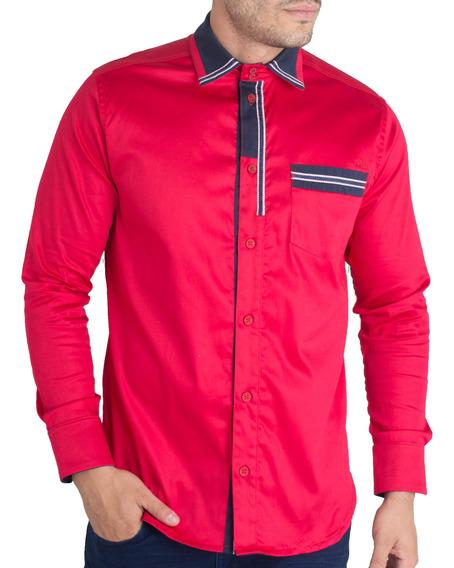 Camisa Caballero Pavi Italy 11-0176
