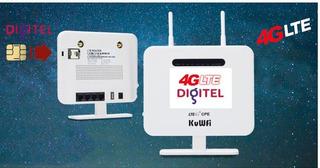 Router Dual Sim 4g/lte Puntos De Ventas Del Bnc