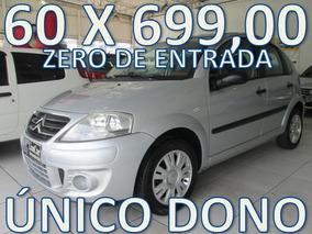 Citroën C3 1.4 Completo Zero De Entrada + 60 X 699,00 Fixas