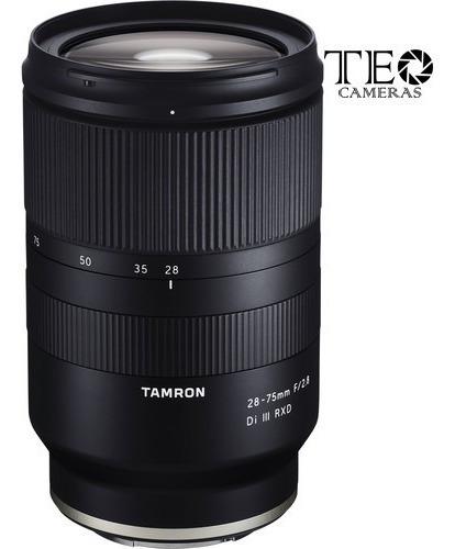 Tamron 28-75mm F/2.8 Para Sony E-mount C/ Recibo