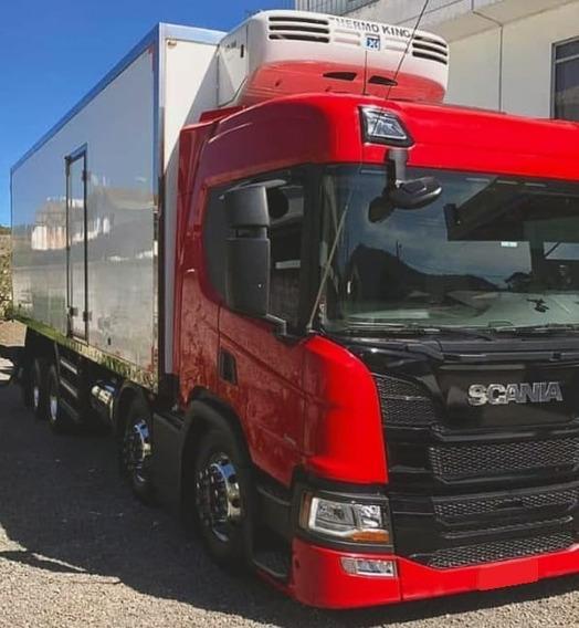Scania P320 Bitruck Automatico Completo2019/20