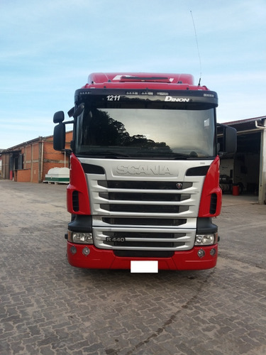Scania R440 6x2t