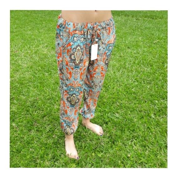 Pantalón Ancho Yoga Meditación Ropa
