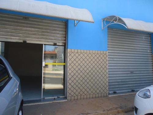 Comercial - Aluguel - Vila Real Continuaçao - Cod. Sa0102 - Lsa0102