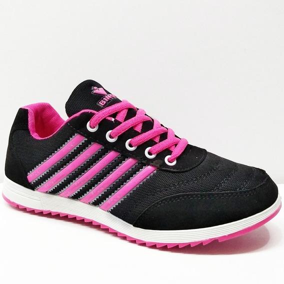 Zapatos Deportivos Bingo Sport Damas Fashion Hi Oferta Zoom