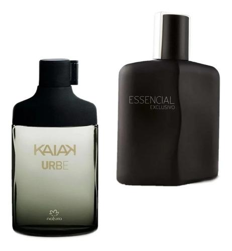 Kaiak Urbe + Essencial Exclusivo Mascul - mL a $372