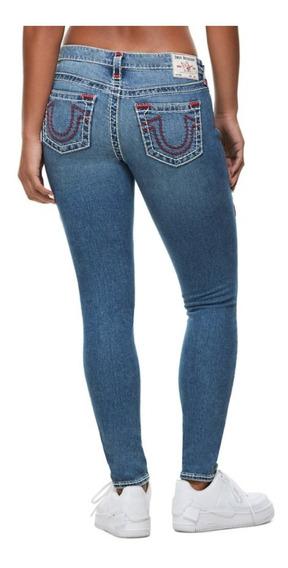 Jeans De Dama True Religion Super T Halle Skinny