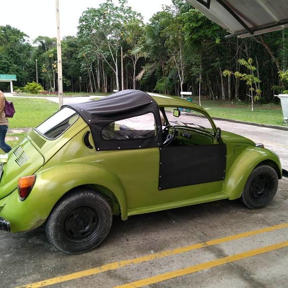 Volkswagen Escarabajo Modificado Deportivo