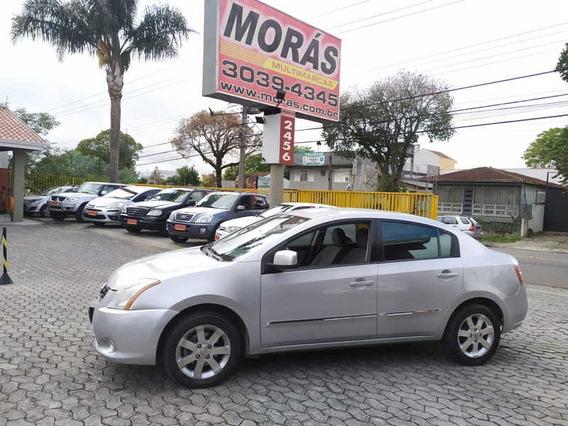 Nissan Sentra 2.0 16v-mt 4p