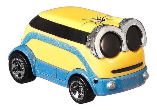 Carrinho Hot Wheels Minions 2 Kevin - Mattel