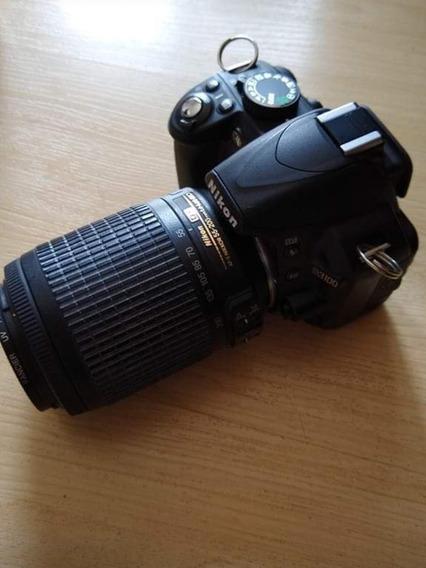 Cámara De Fotos Nikkon D3100