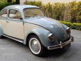 Fusca 1200 1959 Bananinha
