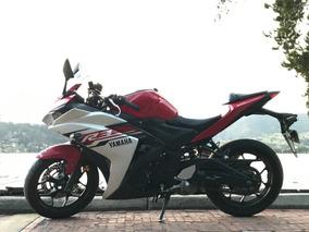 Yamaha Yzf-r3 2015
