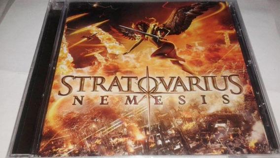 Nuevo|sellado Stratovarius - Nemesis Cd Ed. Brasil
