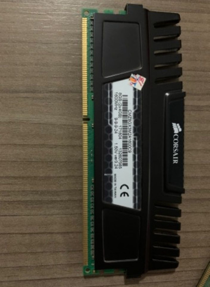 Memorias Cosair Vegeance 1600 Mhz Ddr3 4gb