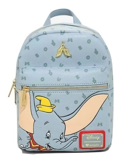 Disney Loungefly Mini Mochila Dumbo Nueva En Stock!!