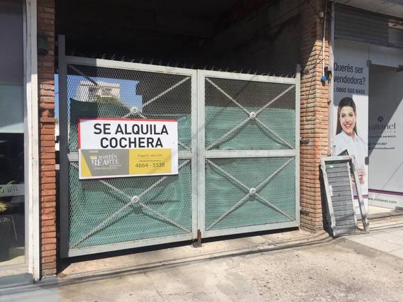 Cocheras Alquiler San Miguel