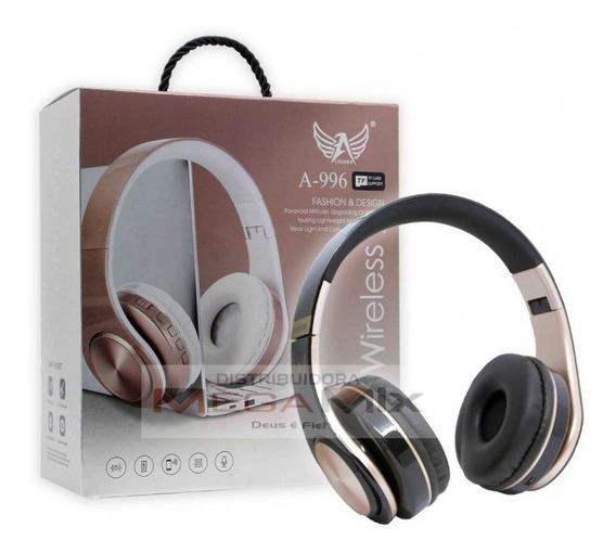 Headphone -fone De Ouvido Sem Fio Bluetooth Altomex A-966