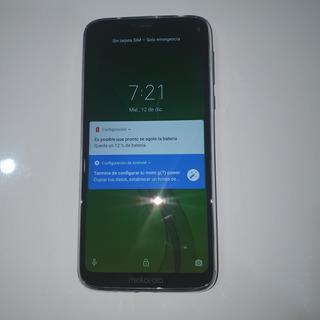 Motorola Moto G7 Power Excelente Con Caja Y Accesorios
