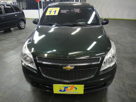 Chevrolet Agile 1.4 Lt 5p Completo 2011 Verde