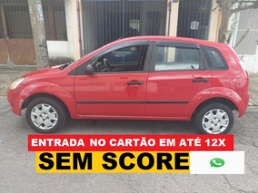 Ford Fiesta Hatch Financio Sem Score
