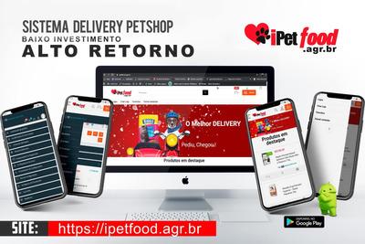 Sistema Delivery Petshop
