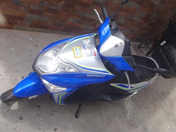 Scooter Serpento Smart 150 Cc