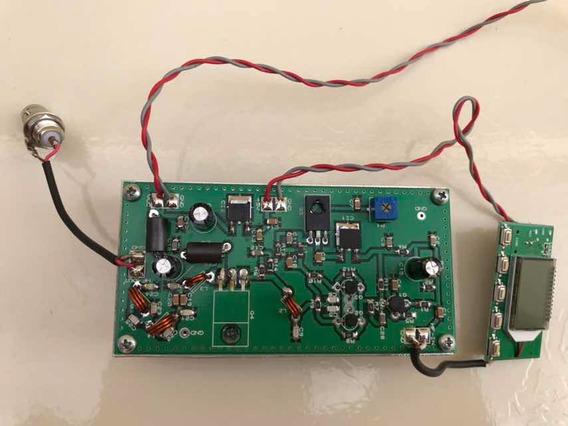 Amplificador De Rf De 15w + Placa Pll Estereo