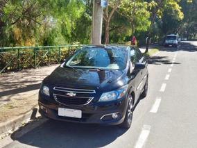 Chevrolet Onix Ltz 2014 Preto 1.4 Completo